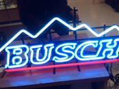 ANHEUSER-BUSCH Sign BUDWEISER NEON SIGN